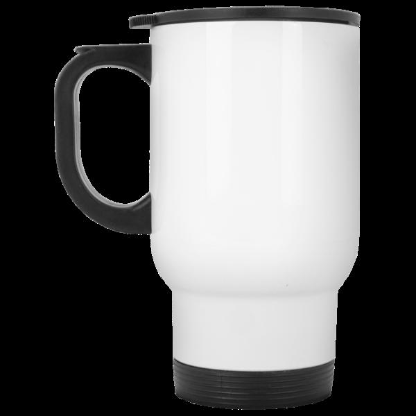 Mockup White Travel Mug Bestgadgets